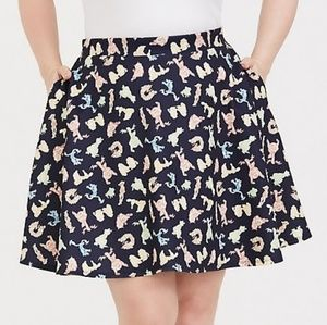 Her Universe Toy Story 4 Character Skater Skirt